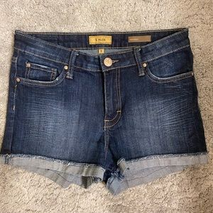 STS Blue High-Waisted Denim Shorts Size 9